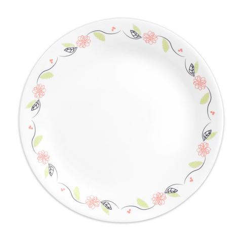 Тарелка обеденная 25 см Corelle Tangerine Garden 1117764