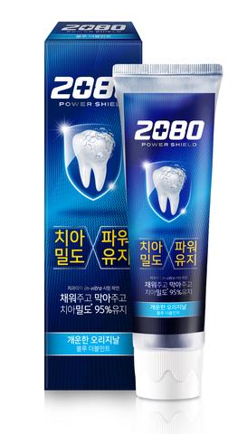 Зубная паста Dental Clinic 2080 СУПЕР ЗАЩИТА Блю 120г 249475