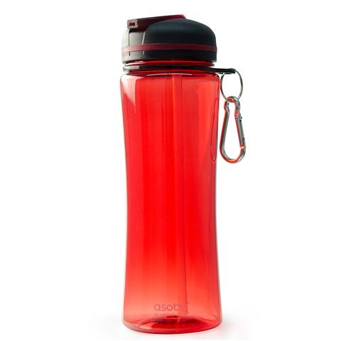 Бутылка спортивная Asobu Triumph (0,72) красная