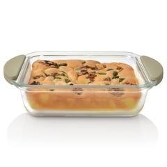 Блюдо для запекания стеклянное маленькое (21,5*15*5,5см 0,7л) BergHOFF 8500054