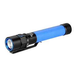 Фонарь светодиодный Olight S2A Baton Синий 918497