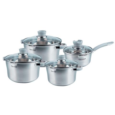 Набор посуды Rondell Favory 8 предметов RDS-743