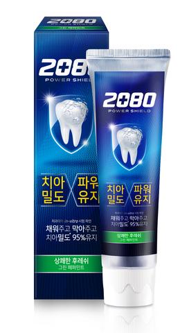 Зубная паста Dental Clinic 2080 СУПЕР ЗАЩИТА Грин 120г 249512