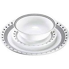 Тарелка обеденная 26 см Corelle City Block 1074212