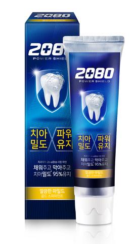 Зубная паста Dental Clinic 2080 СУПЕР ЗАЩИТА Голд 120г 249567