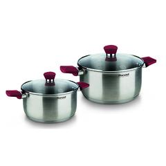 Набор посуды Rondell Strike 4 предмета RDS-816