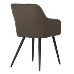 Кресло Berg Beata, велюр, коричневое UCH-BEG062092