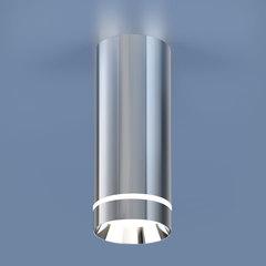 Накладной потолочный светодиодный светильник DLR022 12W 4200K хром Elektrostandard