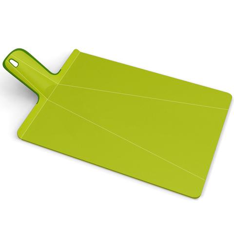 Доска разделочная Joseph Joseph Chop2Pot™ Plus большая зеленая 60043