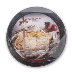 Форма для выпечки круглая, разъемная 28 см, алюминий с антипригарным покрытием Westmark Baking арт. 31682240