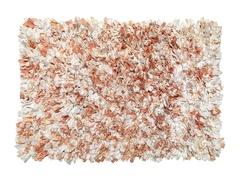 Коврик 53х86 Carnation Home Fashions Paper Shag Coral BM-M7L/48