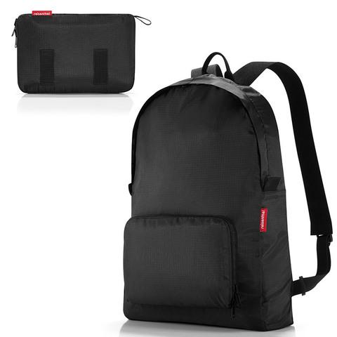 Рюкзак складной Reisenthel Mini maxi black AP7003
