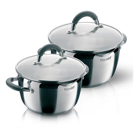 Набор посуды Rondell Flamme 4 предмета RDS-339