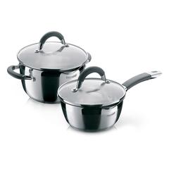 Набор посуды Rondell Flamme 4 предмета RDS-340