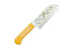 Нож кухонный детский стальной Сантоку Tojiro Brisa Bonita BB-10