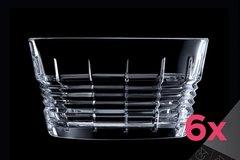 Набор из 6 салатников 12см Cristal d'Arques Rendez-Vous L8086
