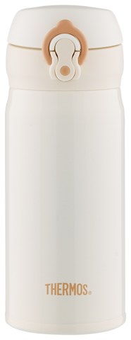 Термокружка Thermos JNL-352-PRW суперлегкая, (0,35 литра), белая 935281