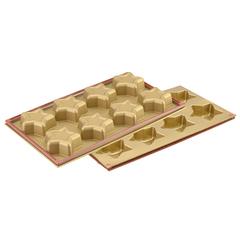 Форма для приготовления пирожных Stella силиконовая Silikomart 26.107.63.0063