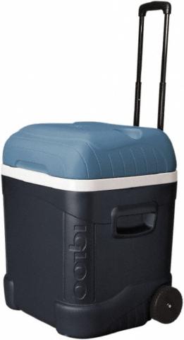 Изотермический контейнер (термобокс) Igloo Ice Cube Maxcold 70 Roller, 63L