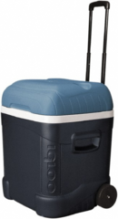 Изотермический контейнер (термобокс) Igloo Ice Cube Maxcold 70 Roller, 63L 34071