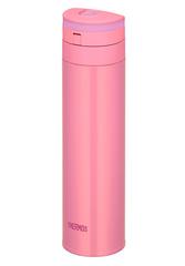 Термокружка Thermos JNS-450-P суперлегкая, (0,45 литра) розовая 935540