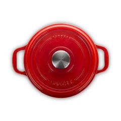 Кастрюля чугунная 24см (4,0л) INVICTA Rubis арт. 402240