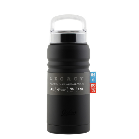 Термос Igloo Legacy 36 (1 литр) черный