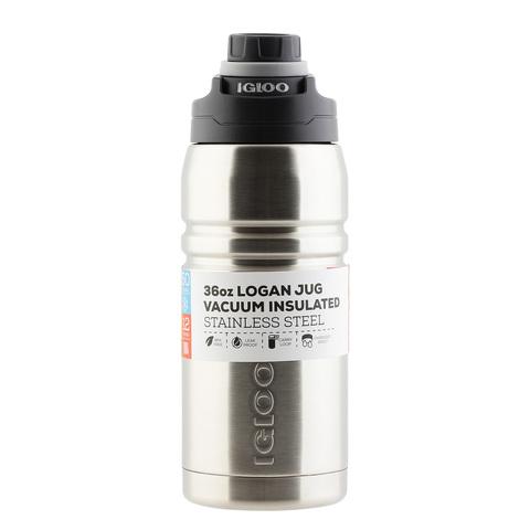 Термос Igloo Logan 36 (1 литр) стальной