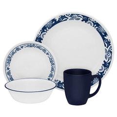 Тарелка обеденная 26 см Corelle True Blue 1114025