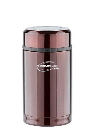 Термос для еды Thermocafe by Thermos VC-420 (0,42 литра) кофейный