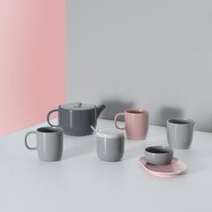 Чашка Cafe Concept 350 мл розовая TYPHOON 1401.824V