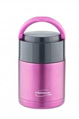 Термос для еды Thermocafe by Thermos TS-3506 (0,8 литра) розовый 270962