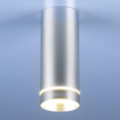 Накладной потолочный светодиодный светильник DLR022 12W 4200K хром матовый Elektrostandard