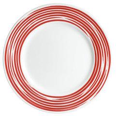 Тарелка обеденная 27 см Corelle Brushed Red 1118387