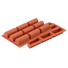 Форма для приготовления пирожных и конфет Midi Buche силиконовая Silikomart 26.130.00.0065