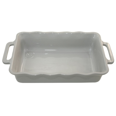 Форма прямоугольная 37,5 см Appolia Delices MEDIUM GREY 141037578