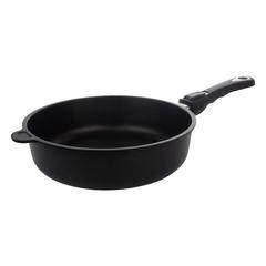 Сковорода глубокая 24 см съемная ручка AMT Frying Pans арт. AMT724