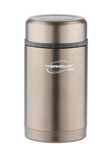 Термос для еды Thermocafe by Thermos VC-420 (0,42 литра) серый