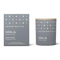 Свеча ароматическая FJALL с крышкой, 65 г SKANDINAVISK SK20211