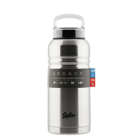 Термос Igloo Legacy 64 (1,9 литра) стальной