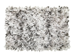 Коврик 53х86 Carnation Home Fashions Paper Shag Grey BM-M7L/03