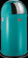 Ведро для мусора с заслонкой 50л Wesco Pushboy 175831-54