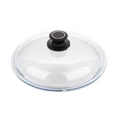 Крышка стеклянная 28 см AMT Glass Lids арт. AMT028