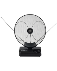 Антенна телевизионная FIRST, комнатная, FA-3102 Black