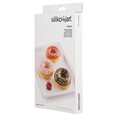 Форма для приготовления пончиков Donuts ?7,5 см силиконовая Silikomart 26.170.44.0065