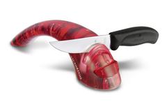Точилка Victorinox для кухонных ножей с керамическими дисками, красная 7.8721