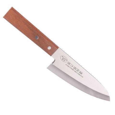 Нож кухонный Деба 15см SATAKE Natural Wood 803-748