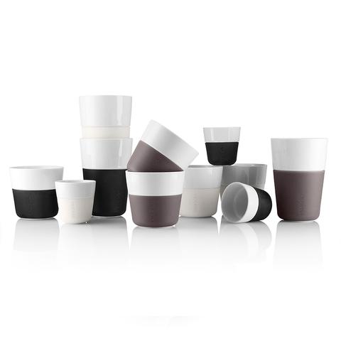 Чашки для лунго 2 шт 230 мл чёрные Eva Solo 501002