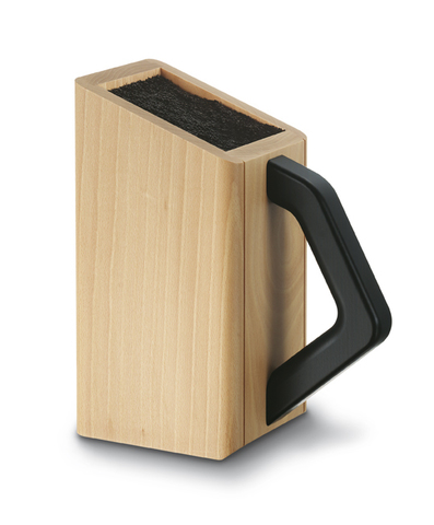 Подставка Victorinox для ножей (с внутренним блоком), дерево MV-7.7043.0