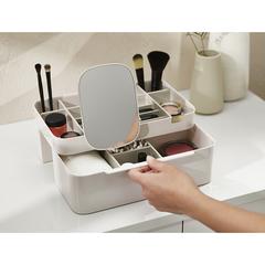 Органайзер для косметики с выдвижным отсеком и съемным зеркалом Joseph Joseph Viva Large 75005